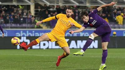 Hasil Coppa Italia: Permalukan Roma 7-1, Fiorentina ke Semifinal