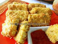Resep Nugget Tahu Wortel Enak dan Renyah Crispy