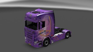 Allianz Skin for Scania S580