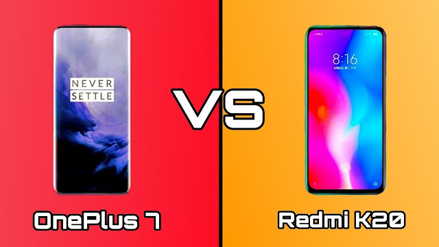 Who is the Best: OnePlus 7 OR Redmi K20
