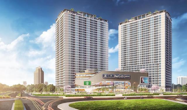 Officetel Lavida Plus  là căn hộ cao cấp quận 7