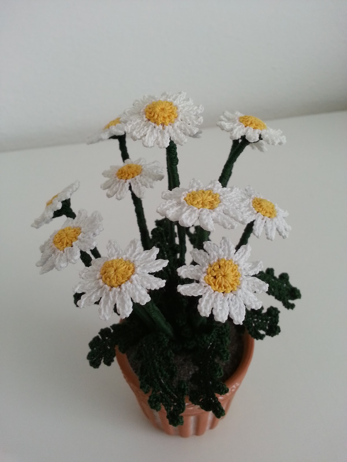 Il Blog Di Sam How To Crochet A Daisy