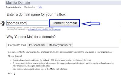 Cara Membuat Email Domain Sendiri Gratis Dengan Yandex