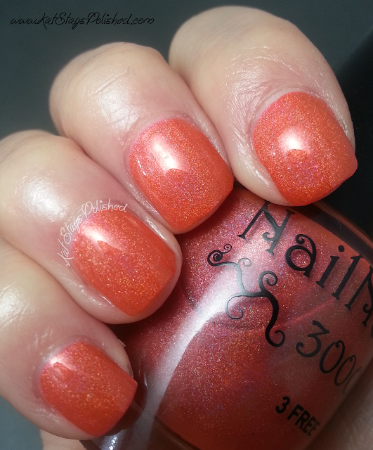 NailNation 3000 Awesome Sauce - Indirect Light