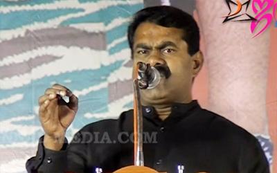 Seeman Speech Full video   TN Elections 2016