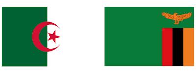 مباراة الجزائر زامبيا القادمة prochain match algérie vs zambie