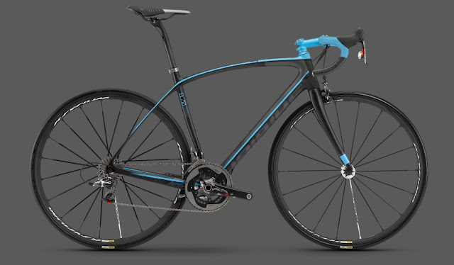 Haibike AFFAIR 8.70, una bici bastante ligera