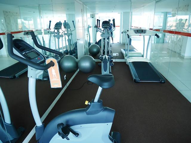 Gym Harris Hotel Raya Kuta