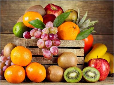 gambar buah-buahan segar