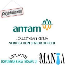 Lowongan Kerja Terbaru BUMN PT ANTAM (Persero)
