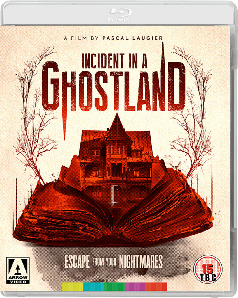 INCIDENT IN A GHOSTLAND blu-ray