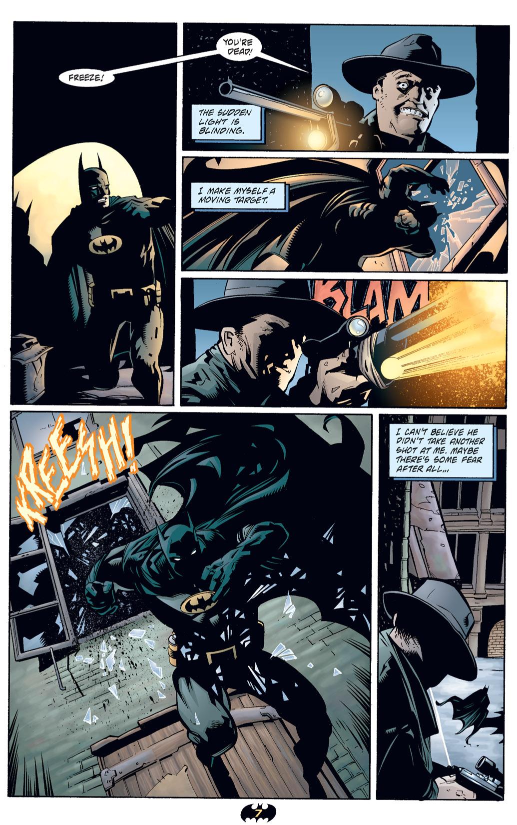 Detective Comics (1937) 730 Page 7