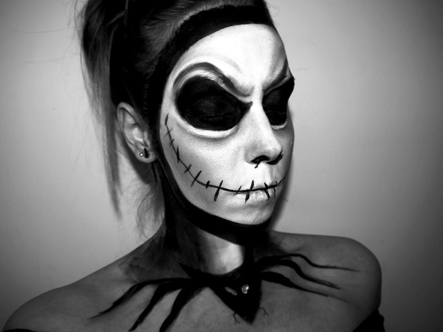 Cool Face Paint For Halloween - Face Paint Ideas