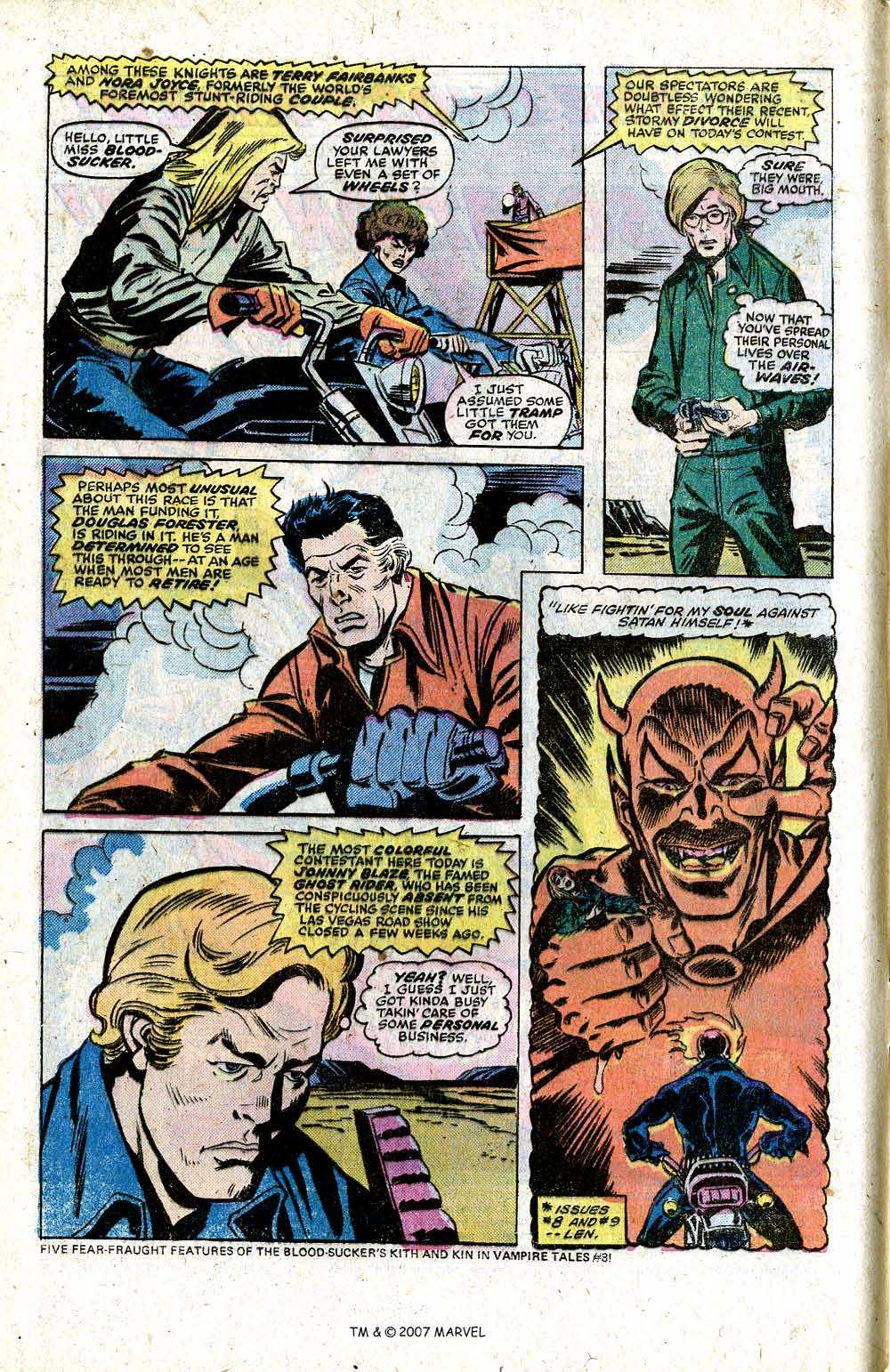 Ghost Rider (1973) Issue #11 #11 - English 4