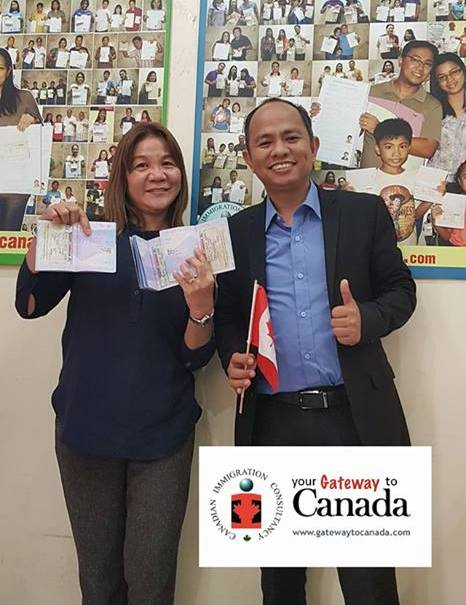 10-Year Multiple Entry Visa for Ms. Tess Querie