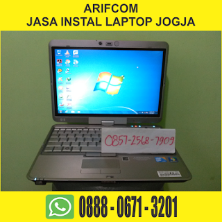 jasa instal laptop jogja