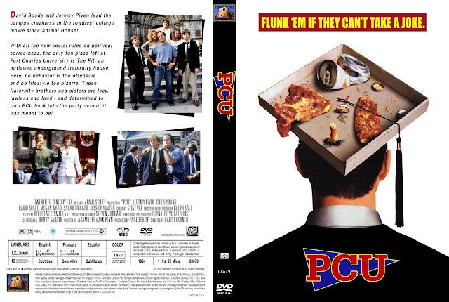 PCU DVD Cover