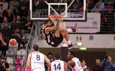 Basketball Champions League | Telekom Baskets Bonn - Beşiktaş Sompo Japan
