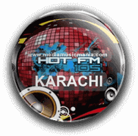 FM Hot 105 Karachi Live LIsten online Free