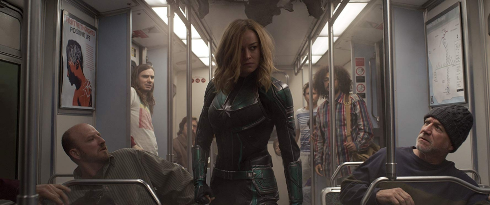 Marvel Cinematic Universe, Marvel Comics, Walt Disney Studios Motion Pictures, Superheroes, Captain Marvel, Nick Fury, Thanos