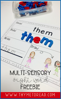 https://www.teacherspayteachers.com/Product/Multi-Sensory-Sight-Word-Practice-1945755