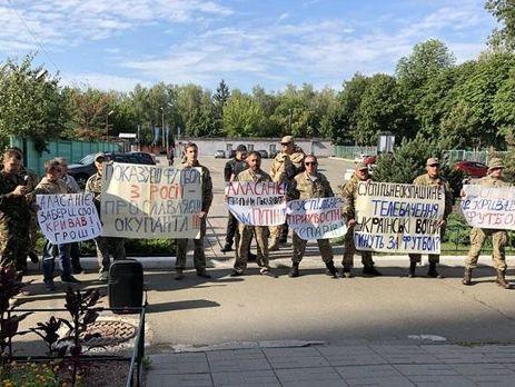 """Атошники вимагають від керівника """"Суспільного"""" Аласанії вибачень"""