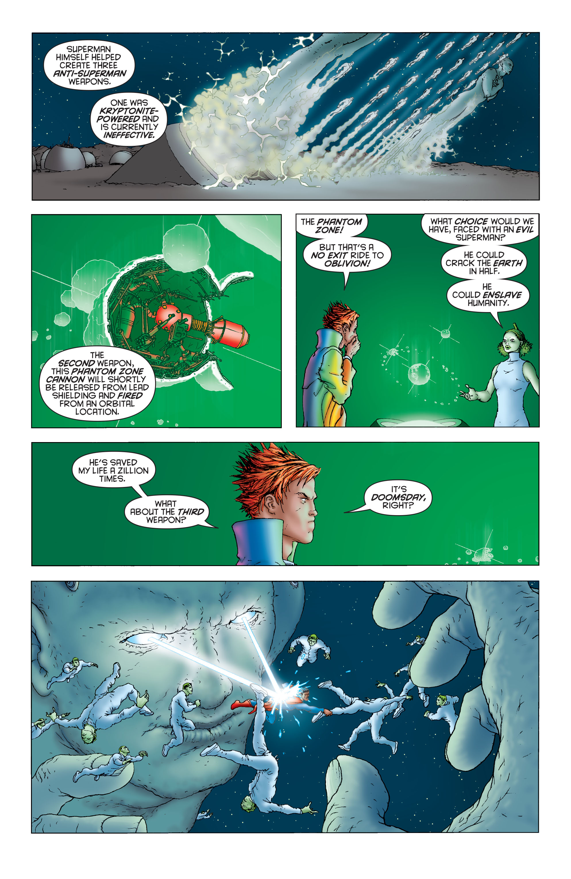 Read online All Star Superman comic -  Issue #4 - 14