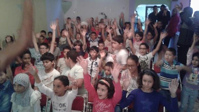 مسابقة ثقافية ترفيهية لفائدة الأطفال بمناسبة ذكرى المسيرة الخضراء