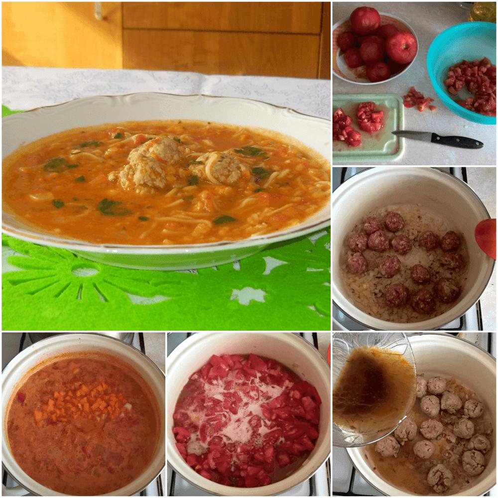 jak zrobić zupę pomidorową