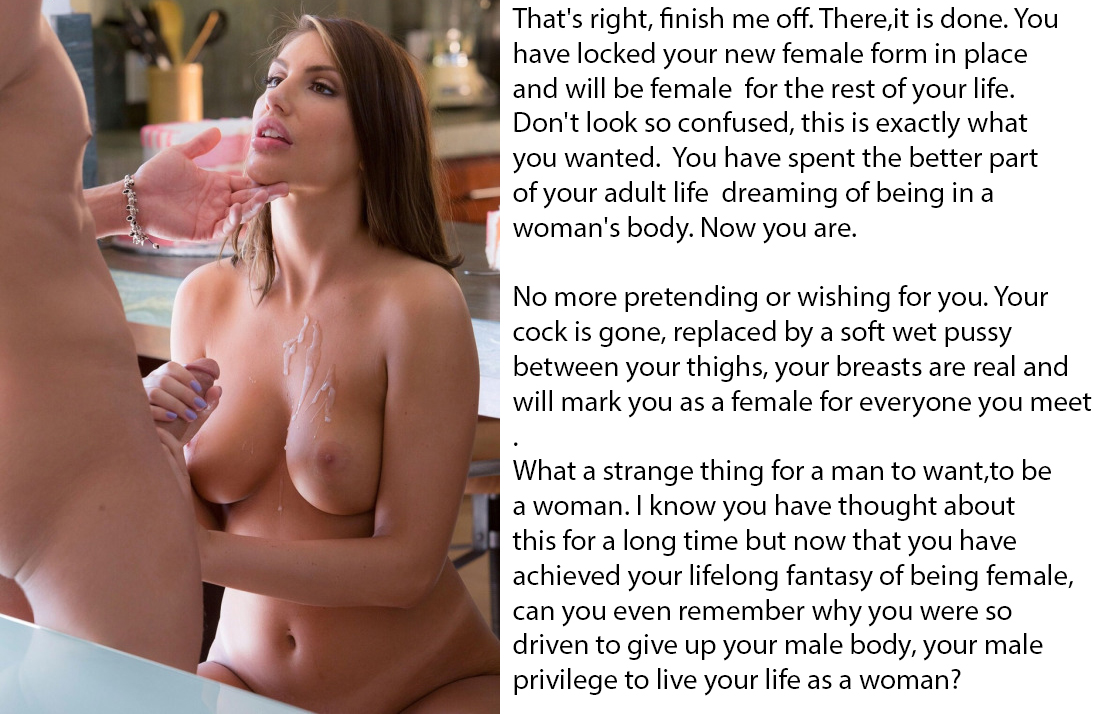 sex change slut