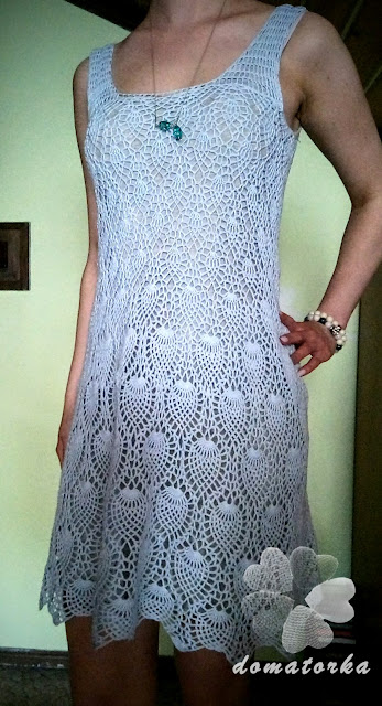 Ananasowa sukienka vol.2