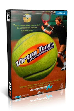 Virtual tenis 1 PC Full Español Portable Descargar
