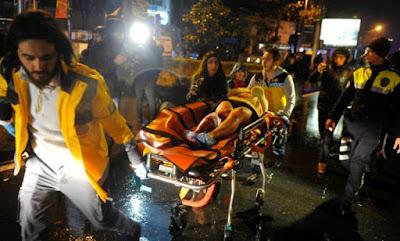 بالفيديو : اغتيال السفير الروسي وهجوم الملهى الليليّ .. عمليتان استلهم منفّذاها فكرتها من مسلسل تركي