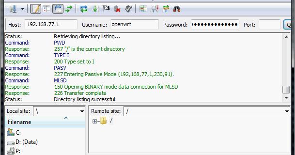 Openwrt Extroot