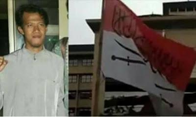 Siapakah Nurul Fahmi, Pemuda yang Ditangkap Karena Tulisan Tauhid di Bendera Indonesia