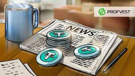 Новости рынка криптовалют за 20.05.20 - 26.05.20. 1850 новых адресов USDT регистрируются каждый час