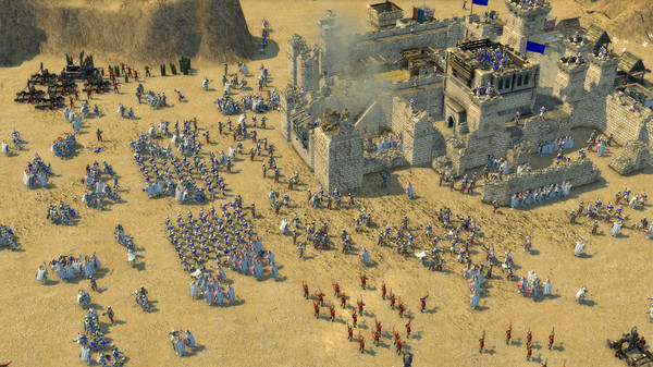 Stronghold Crusader 2: The Templar and The Duke