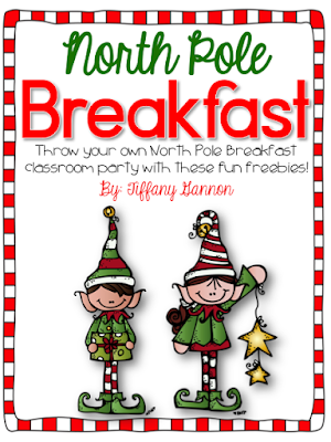 Classroom North Pole Breakfast