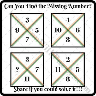 Easy cool math brain teaser riddle