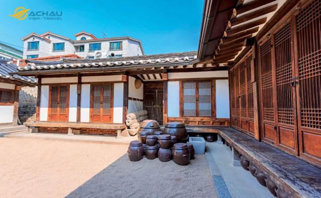 Những nét độc đáo của ngôi làng cổ Bukchon Hanok2