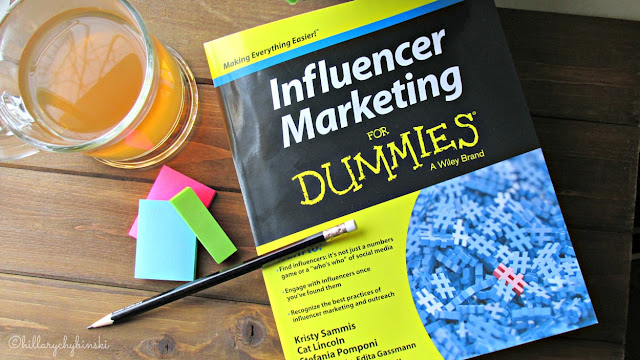 New Book for Bloggers and Brands: Influencer Marketing for Dummies