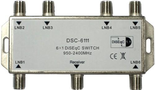 Panduan Cara Setting 6 LNB untuk 1 Receiver