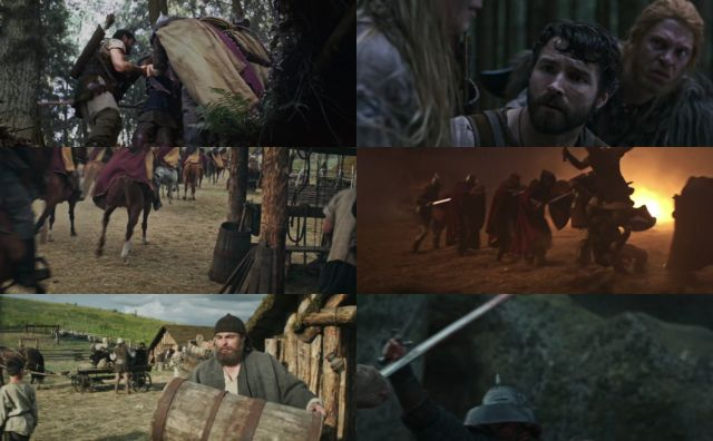 The Rising Hawk (2019) HD 1080p y 720p