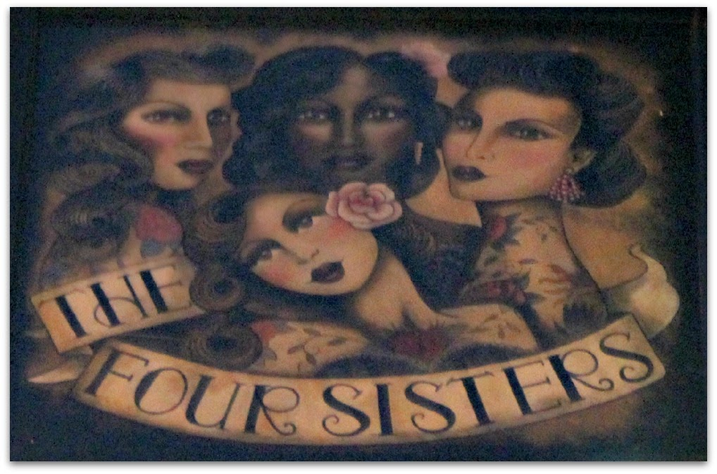 The Four Sisters