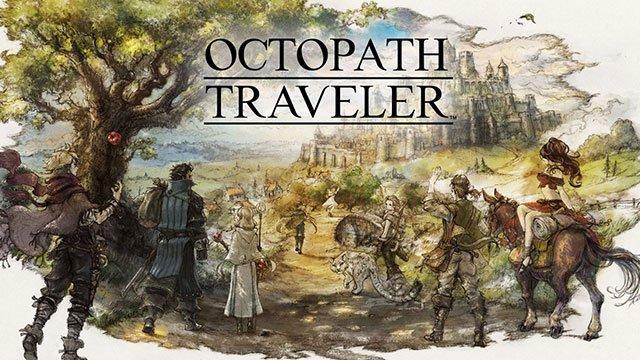 Octopath Traveler, modernizando clássico RPG para o Nintendo Switch