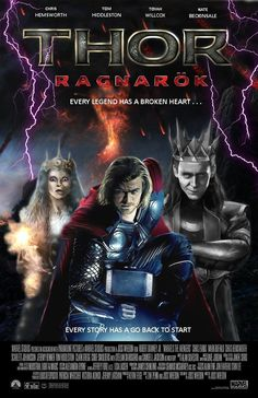 Download Film Thor: Ragnarok (2017) Subtitle Indonesia