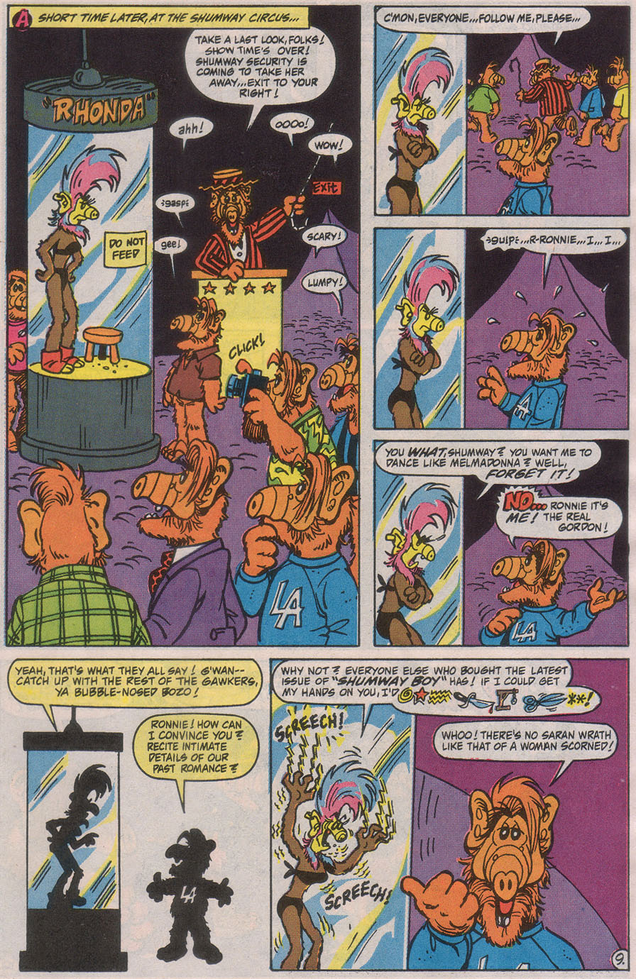 Read online ALF comic -  Issue #42 - 15