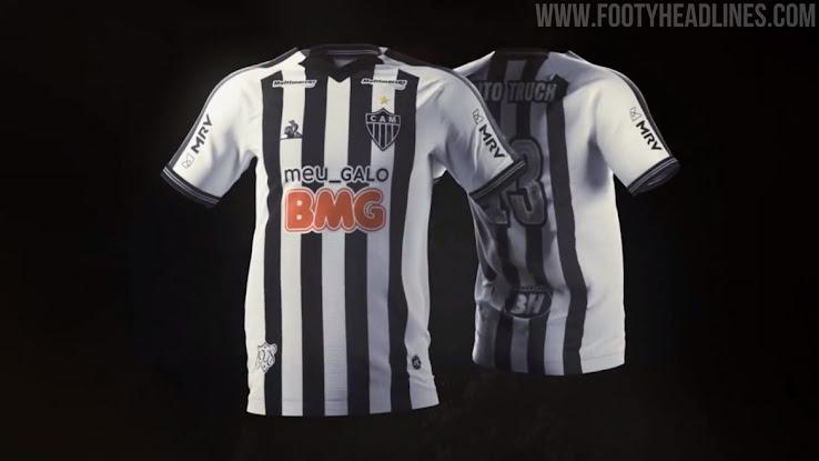 Atletico Mineiro 20 21 Home Away Goalkeeper Kits Released Clean Designs Ruined By Sponsors Footy Headlines