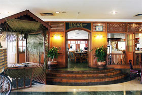 Commercial Area@ Bendang Coffee House,Pen Hotel,Perlis [ Putra Palace]