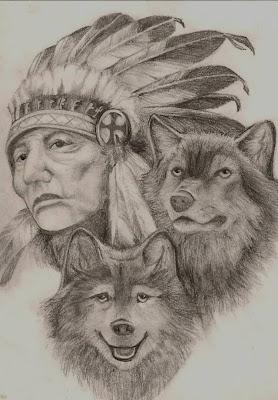 Forasteiro Tattoo Tattoo De Indio